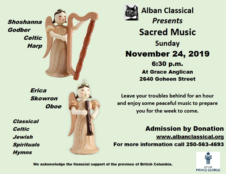 Sacred Music Nov 2019